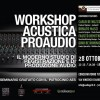 Workshop acustica Pro Audio